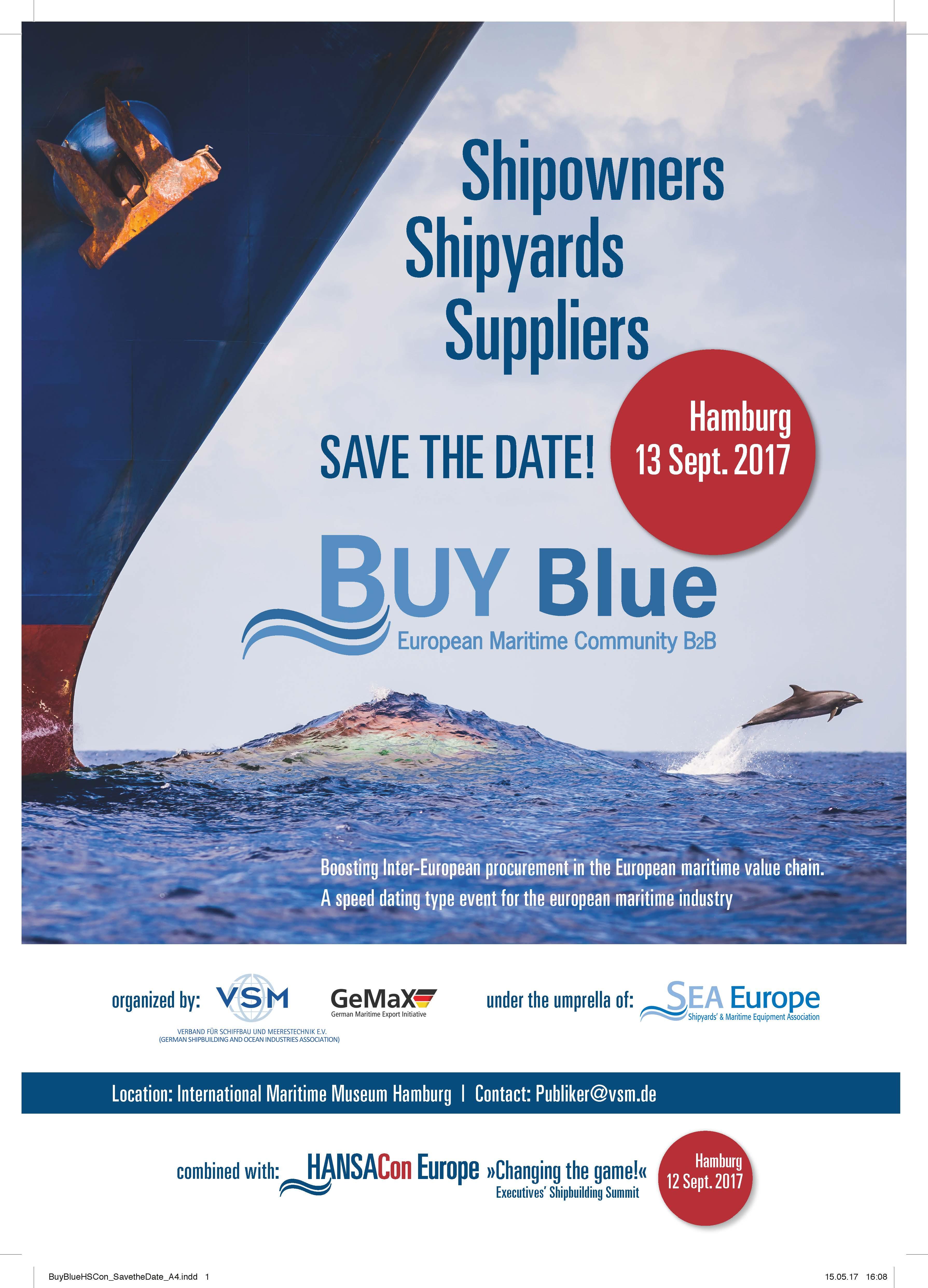 VSM Newsletter_Buy Blue
