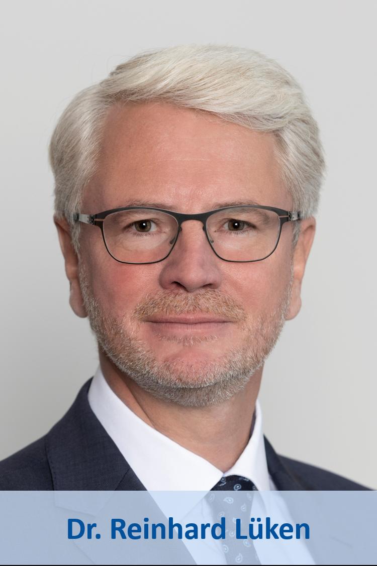 Dr. Reinhard Lüken, Hauptgeschäftsführer VSM
