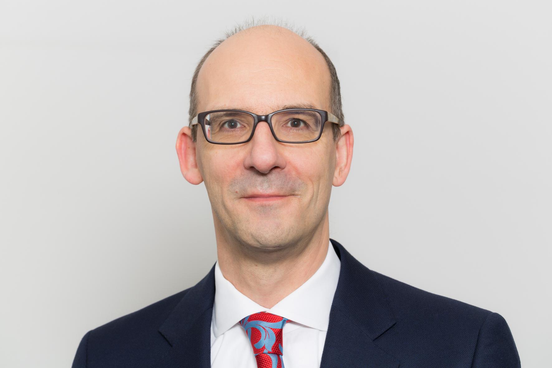 Dr. Ralf Sören Marquardt, Geschäftsführer VSM