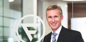 Harald Fassmer, VSM-Vorsitzer und Geschäftsführer der Fr. Fassmer GmbH & Co. KG
