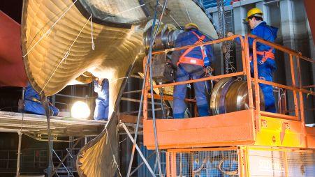 Was ist Schiffbau und Meerestechnik?